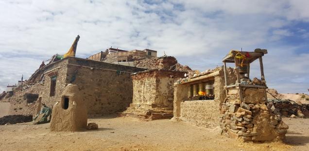 Ji Wu Temple aka Chiu Gompa Monastery