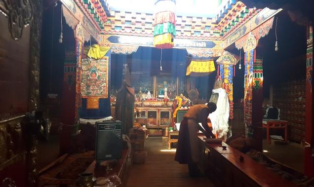 Ji Wu Temple aka Chiu Gompa Monastery4