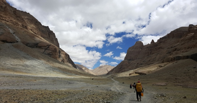 Mount Kailash Trek Day 1