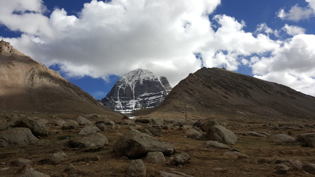 Mount Kailash Trek Day1d