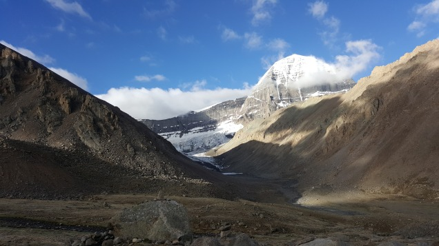 Mount Kailash Trek Day2a