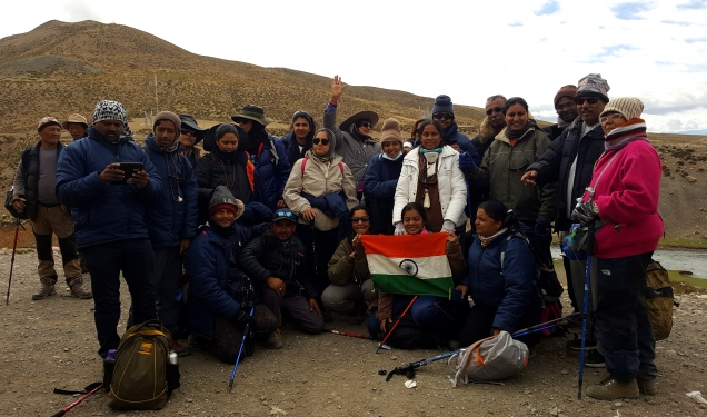 Mount Kailash Trek Day3b