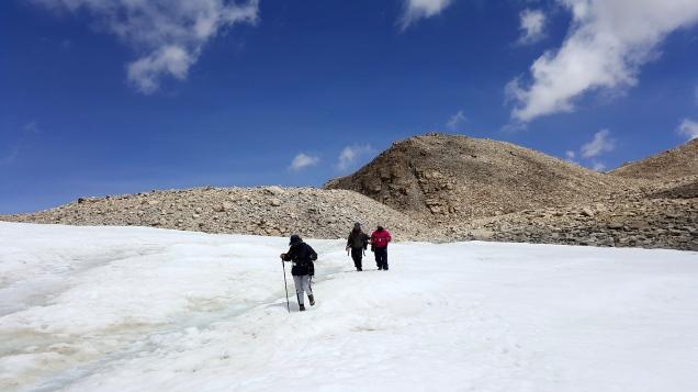 Mount Kailash Trek Glacier