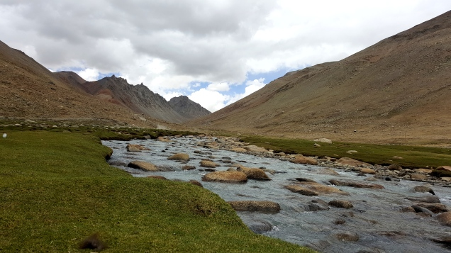 Mount Kailash Trek stream