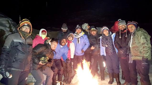 Chadar-Trek-Zanskar-Campfire