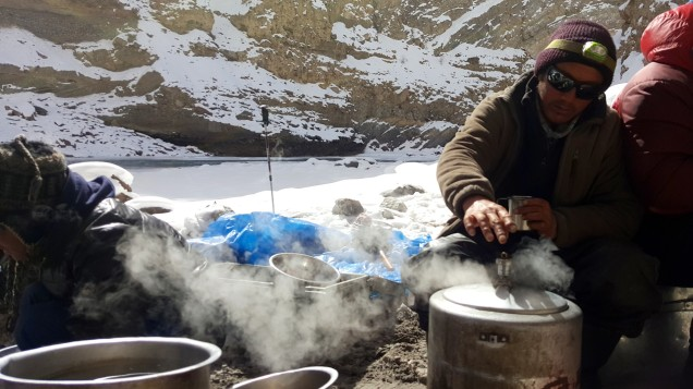 Chadar-Trek-Zanskar-Food