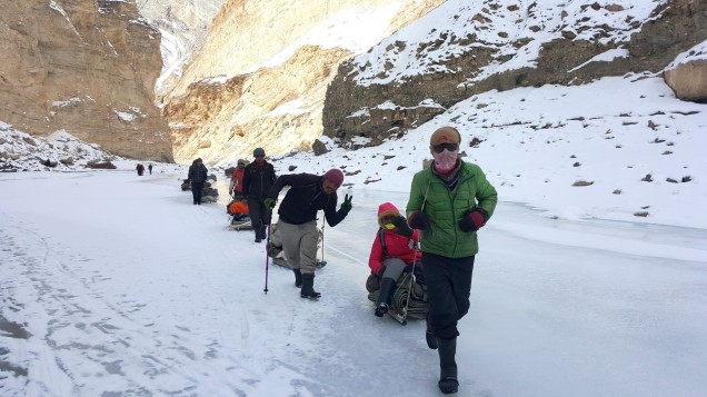 Chadar-Trek-Zanskar-Heading-Back
