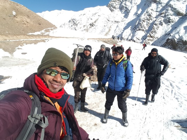 Chadar-Trek-Zanskar-Start