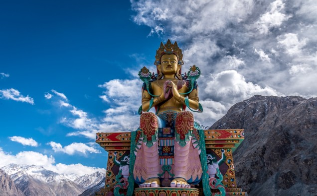 22-Leh-Ladakh-Diskit-Monastery (2)